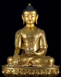 Shakyamuni Buddha, Buddha of the Present