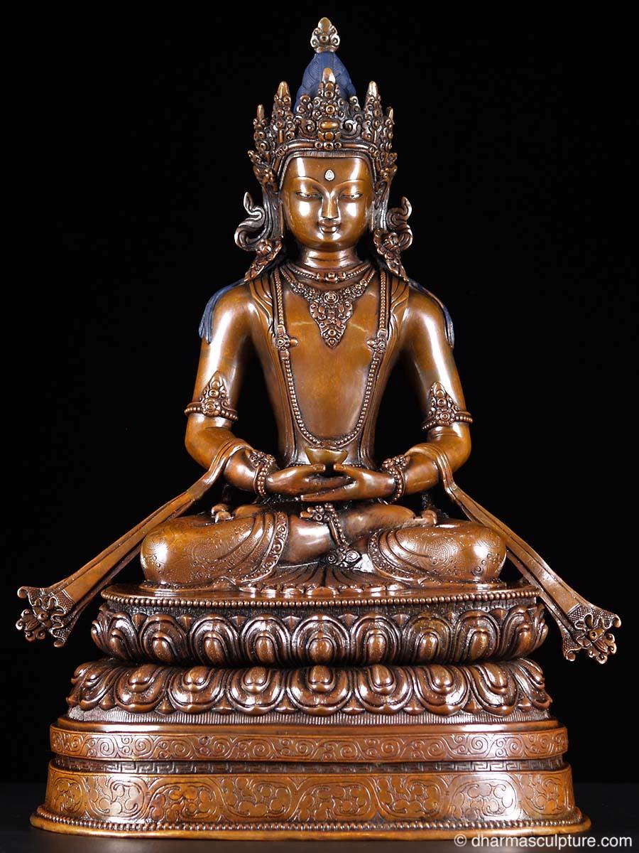 Dhyani Buddha Amitabha Statue 17